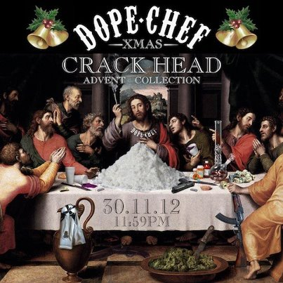Dope chef crack head collection