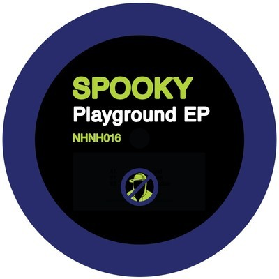 Spooky playground EP