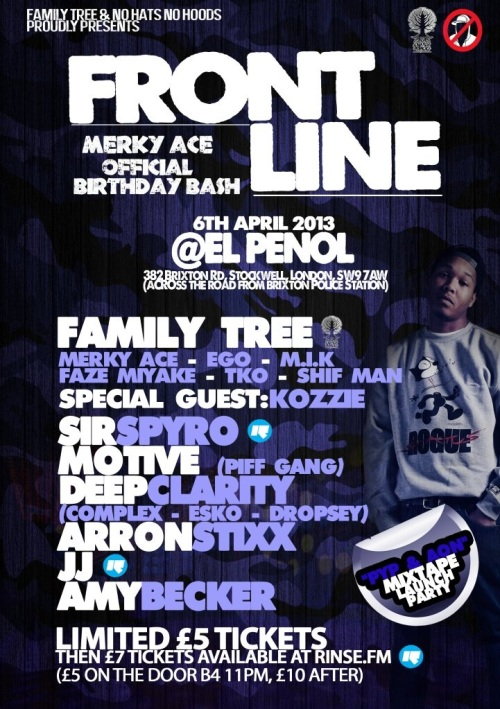 MERKY ACE OFFICIAL BIRTHDAY BASH