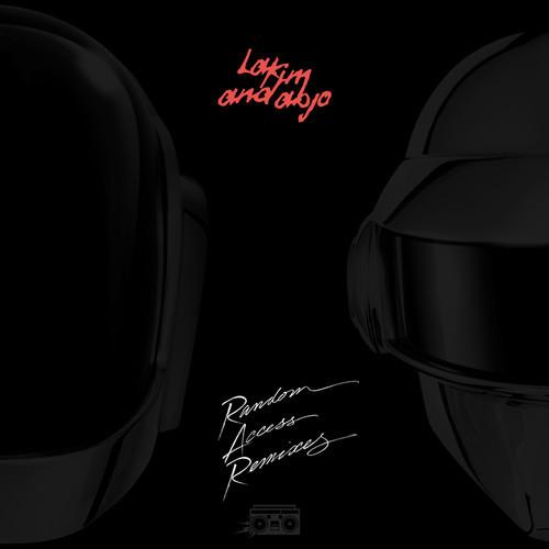 Daft Punk x Panda Bear - Doin' It Right (LAKIM's Left Coast G-Mix)