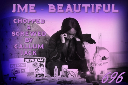 Jme - Beautiful Chopped & Screwed By MR.T REMIX